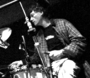 commander drums 2 bw